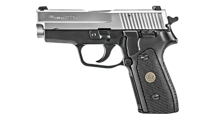 20 Best Guns For Law Enforcement 2016 Sig Sauer P225-A1