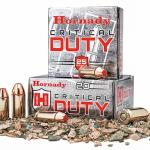 New Pistol Rounds 2016 Hornady Critical Duty
