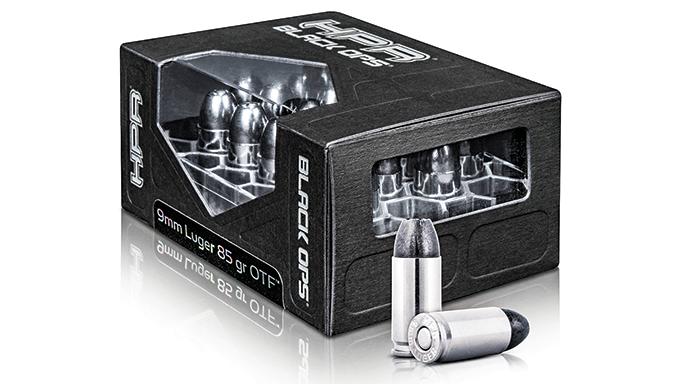 New Pistol Rounds 2016 HPR Black Ops OTF