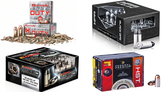 12 of the Best New Hollow Point Ammo For 2016