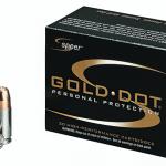 New Pistol Rounds 2016 Speer Gold Dot