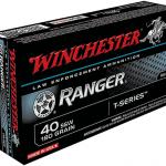 New Pistol Rounds 2016 Winchester Ranger