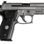 Sig Sauer Legion Series Pistol test right