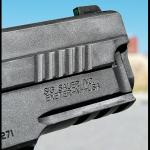 Sig Sauer Legion Series Pistol test slide
