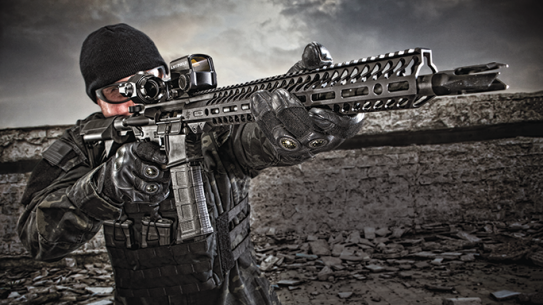 Seekins Precision's SP15 Forged NOXs Rifle lead