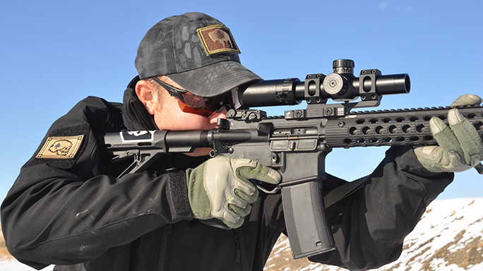 LUCID L7 1-6x24 Rifle Scope