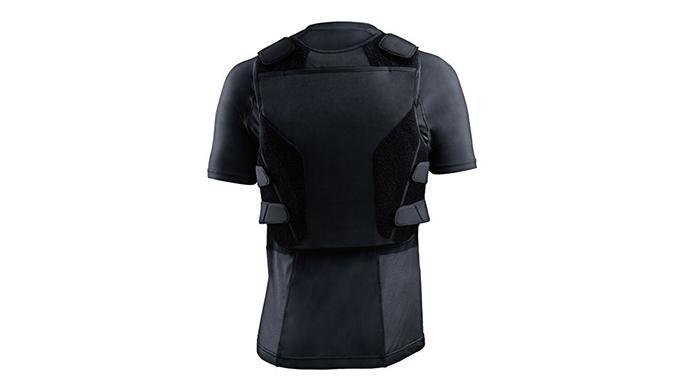 Safariland HyperX System Body Armor back