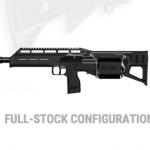Crye Pecision SIX12 shotgun full-stock