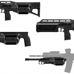 SIX12: Crye Pecision's Next-Gen Cylinder-Fed 12-Gauge Shotgun