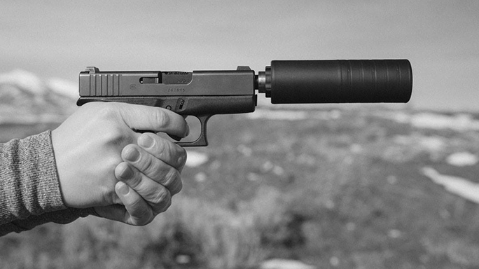 SilencerCo Glock 43 Threaded Barrels Iowa