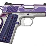 SHOT Show 2016 1911 Kimber Amethyst Ultra II
