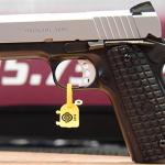 SHOT Show 2016 1911 Oriskany Arms 350FP Dual Tone