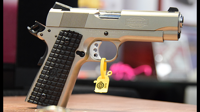 SHOT Show 2016 1911 Oriskany Arms 425FP Stainless