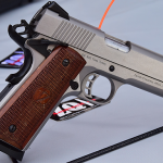 SHOT Show 2016 1911 Zenith Firearms Tisas ZiG M45 Stainless