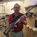 SHOT Show 2016 CST 7.5 Swiss Rifles