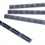 2016 AR Accessories Ergo M-LOK WedgeLok Rail Covers
