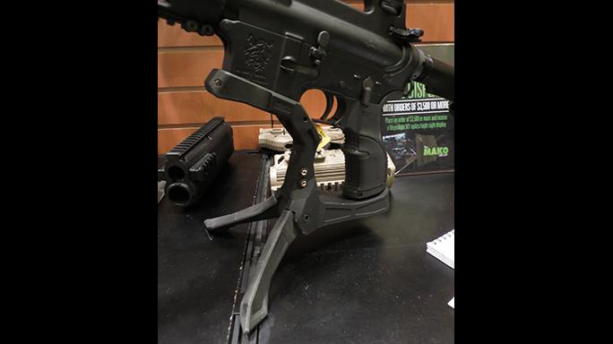 2016 AR Accessories FAB Defense AR Podium