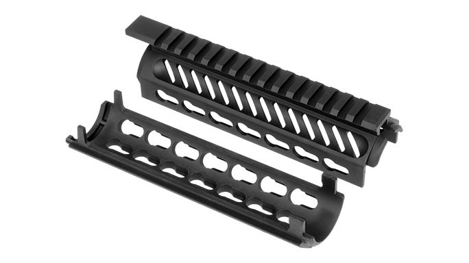 2016 AR Accessories MFT Tekko Free-Float KeyMod Handguards