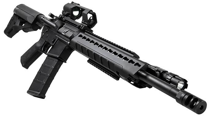 2016 AR Accessories NcSTAR AR-15 Triangle Handguards