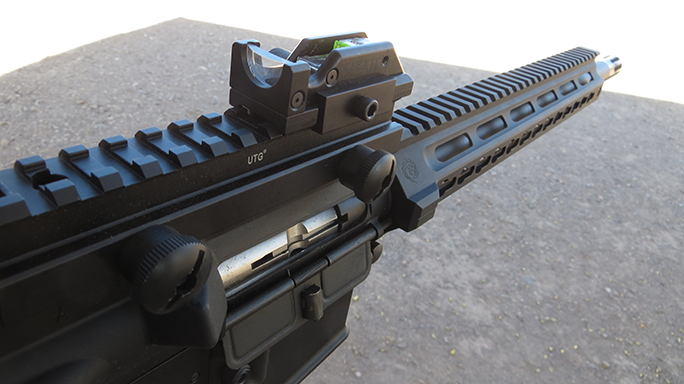 2016 AR Accessories See All Open Sight