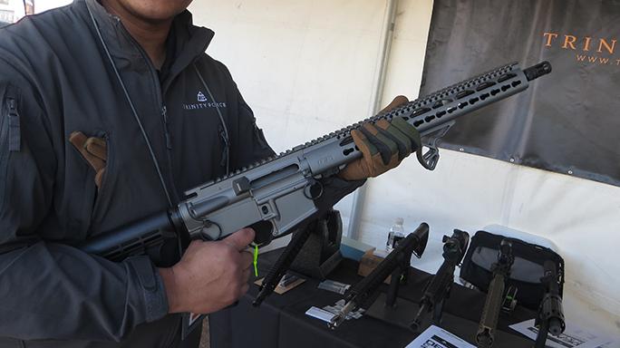 2016 AR Accessories Trinity Force P1812 FW Handguard