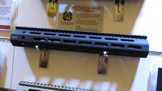 2016 AR Accessories Troy/VTAC M-LOK Handguard