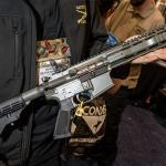AR Rifles Pistols 2016 Battle Rifle Company BR4 Trident