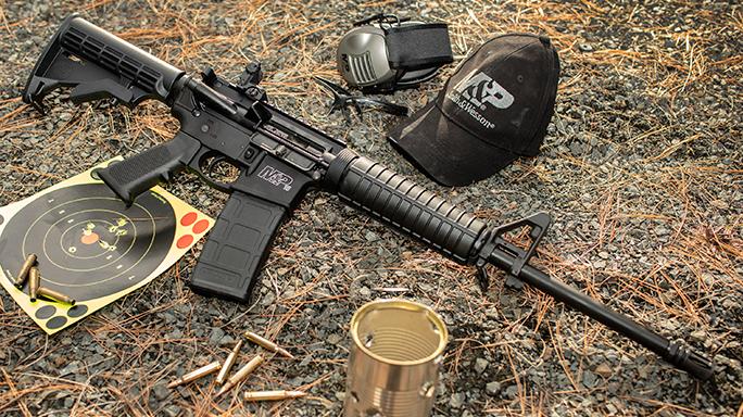 AR Rifles Pistols 2016 Smith & Wesson M&P15 Sport II