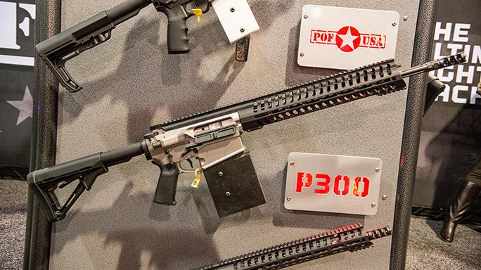 AR Rifles Pistols 2016 POF-USA P300