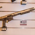 AR Rifles Pistols 2016 Troy Pump Action Rifles