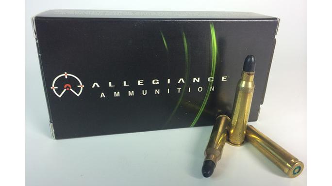 SHOT Show 2016 Allegiance SilentStrike 223 Subsonic Ammunition