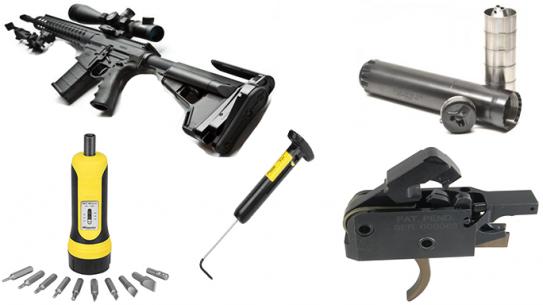 Cutting-Edge Firearm Accessories SHOT Show 2016