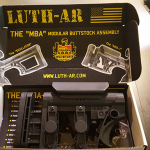 SHOT Show 2016 Luth-AR MBA-3 Stock