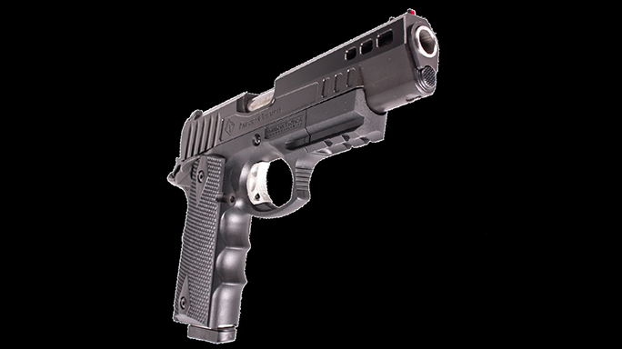 Mid- Full-Sized Handguns 2016 American Tactical FXH-45