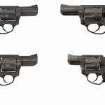 Mid- Full-Sized Handguns 2016 Charter Arms Nitride Revolvers