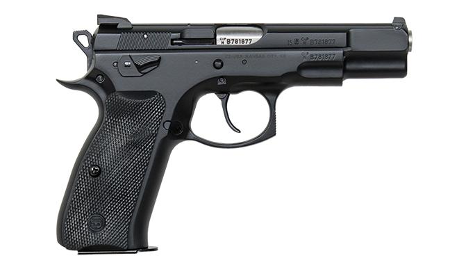 Mid- Full-Sized Handguns 2016 CZ 75 B Omega Convertible