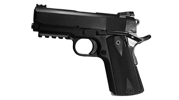 Mid- Full-Sized Handguns 2016 EAA Polymer Witness Elite 1911s