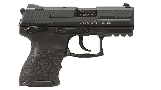 Mid- Full-Sized Handguns 2016 Heckler & Koch P30SK