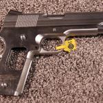 Mid- Full-Sized Handguns 2016 Ithaca Gunsmith 1911 Short Block Kit