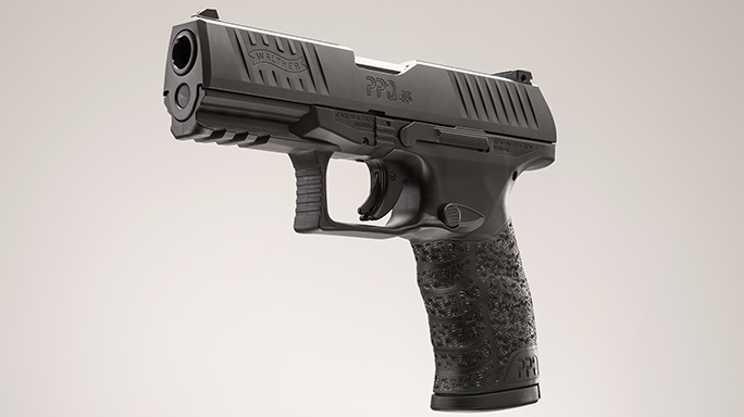 Mid- Full-Sized Handguns 2016 Walther PPQ 45