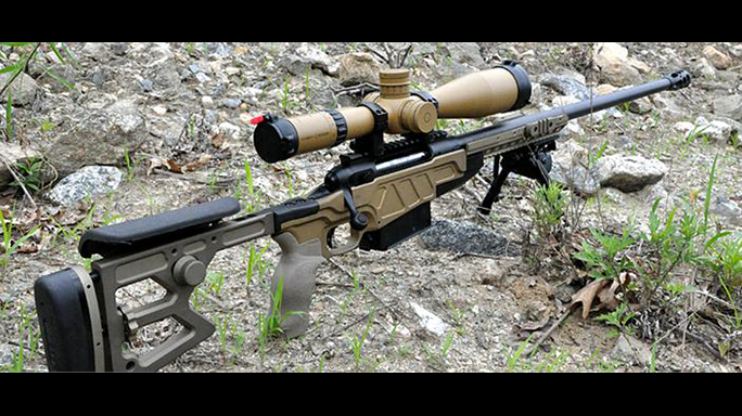 SHOT Show 2016 Accurate-Mag Special Service Rifle