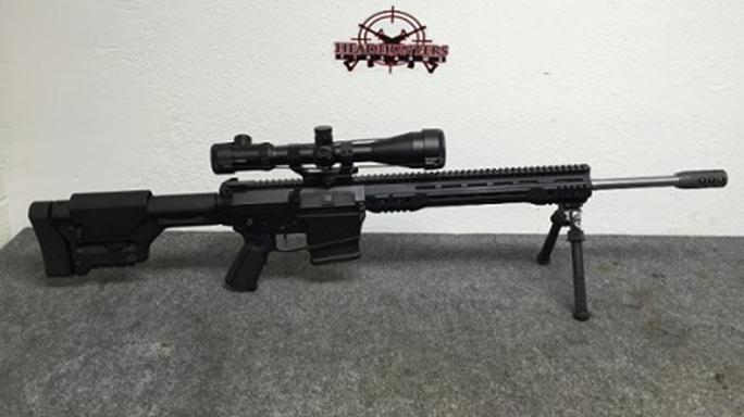SHOT Show 2016 Headhunters Long Range Tactical