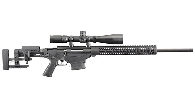 SHOT Show 2016 Ruger Precision Rifle