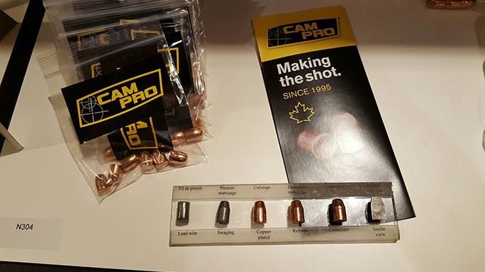 Reloading 2016 CamPro Bullets
