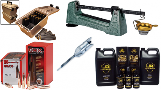 19 Pieces of Reloading Gear 2016