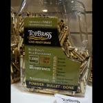 Reloading 2016 Top Brass 300 BLK Cases