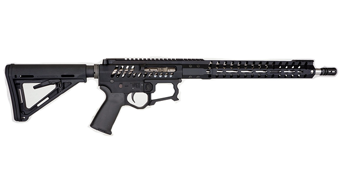 SHOT Show 2016 F-1 Firearms BDR-15-3G