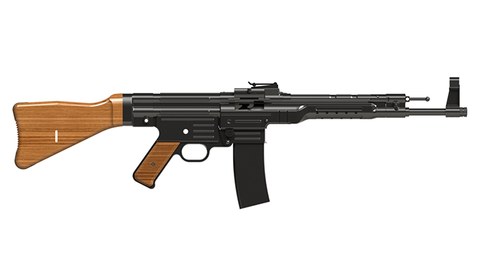SHOT Show 2016 Hill & Mac Gunworks Sturmgewehr
