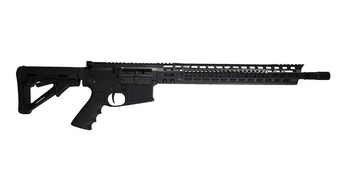 SHOT Show 2016 Trojan Firearms MPV2
