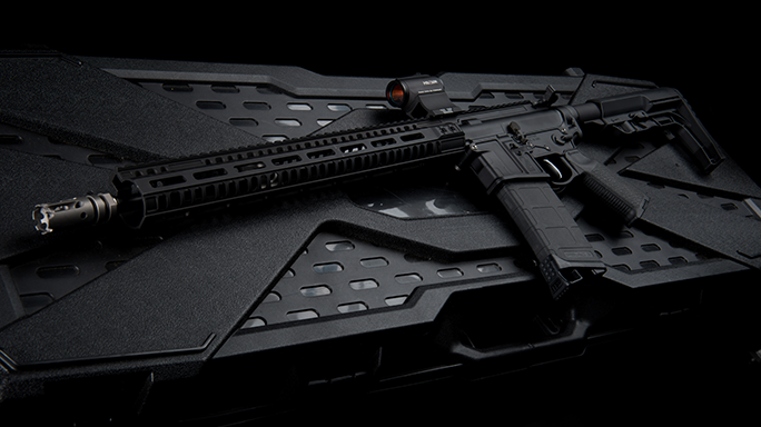 SHOT Show 2016 rifles 2A Armament BLR-16